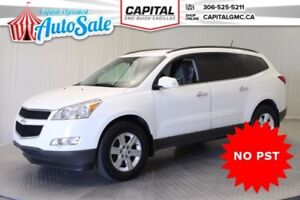 2012 Chevrolet Traverse 1LT AWD *7 passengfer-Bluetooth*