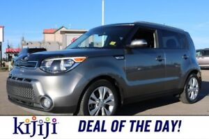 2014 Kia Soul EX Accident Free,  Heated Seats,  Bluetooth,  A/C,