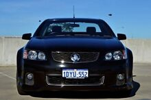 2012 Holden Ute VE II SS Thunder Black 6 Speed Manual Utility Midland Swan Area Preview