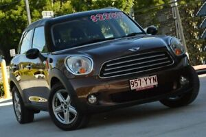 2013 Mini Countryman R60 Cooper Bronze 6 Speed Sports Automatic Wagon Indooroopilly Brisbane South West Preview