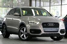 2012 Audi Q3 8U 2.0 TDI Quattro (130KW) Gold 7 Speed Auto Dual Clutch Wagon Roseville Ku-ring-gai Area Preview