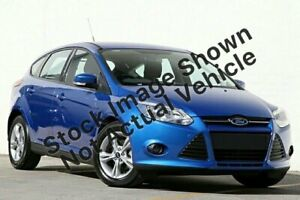 2015 Ford Focus LW MkII MY14 Trend PwrShift Blue 6 Speed Sports Automatic Dual Clutch Hatchback Enfield Port Adelaide Area Preview