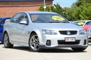 2011 Holden Commodore VE II SV6 Silver 6 Speed Sports Automatic Sedan Toowoomba Toowoomba City Preview