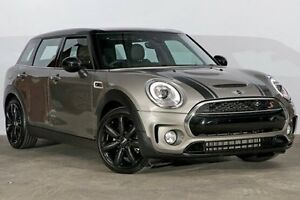 2016 Mini Clubman F54 Cooper S Steptronic Melting Silver 8 Speed Sports Automatic Wagon Alexandria Inner Sydney Preview