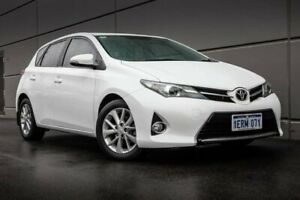 2014 Toyota Corolla ZRE182R Ascent Sport S-CVT White 7 Speed Constant Variable Hatchback Maddington Gosnells Area Preview