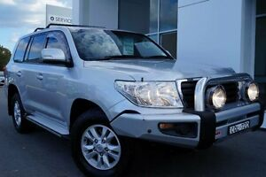 2013 Toyota Landcruiser VDJ200R MY13 GXL (4x4) Silver 6 Speed Automatic Wagon Port Macquarie Port Macquarie City Preview