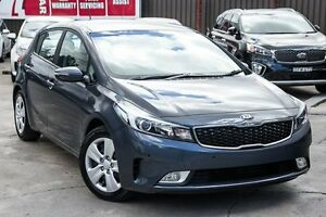 2016 Kia Cerato YD MY17 S Planet Blue 6 Speed Sports Automatic Hatchback Lalor Park Blacktown Area Preview