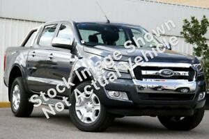 2016 Ford Ranger PX MkII XLT Double Cab Grey 6 Speed Sports Automatic Utility Brighton Bayside Area Preview