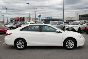 2015 Toyota Camry White Constant Variable Sedan St James Victoria Park Area Preview