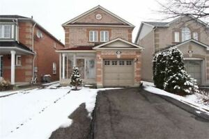 Spacious All Brick Detached Home With Sep For A Quick Sale!