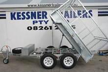 KESSNER TRAILER 8X5 H/DUTY GALVANISED HYDRAULIC TIPPER TRAILER Pooraka Salisbury Area Preview