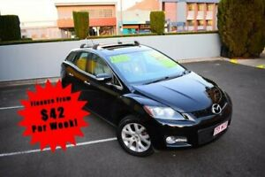 2009 Mazda CX-7 ER Series 1 Luxury Wagon 5dr Spts Auto 6sp 4WD 2.3T Black Sports Automatic Wagon South Toowoomba Toowoomba City Preview