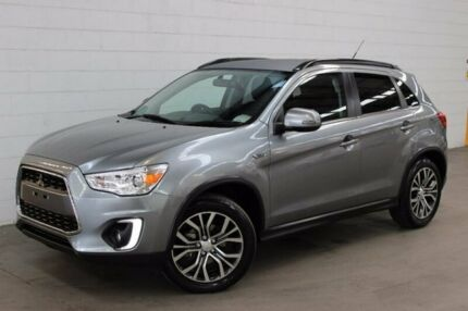 2016 Mitsubishi ASX XB MY15.5 LS 2WD Grey 6 Speed Constant Variable Wagon Burnie Area Preview