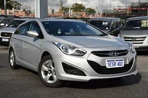 2014 Hyundai i40 VF2 Active Tourer Silver 6 Speed Sports Automatic Wagon Myaree Melville Area Preview
