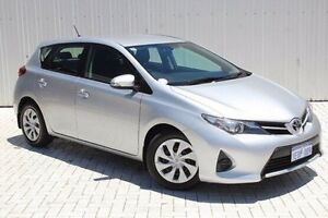 2014 Toyota Corolla ZRE182R Ascent S-CVT Silver 7 Speed Constant Variable Hatchback Embleton Bayswater Area Preview