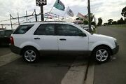 2005 Ford Territory SX TX (RWD) White 4 Speed Auto Seq Sportshift Wagon Brooklyn Brimbank Area Preview