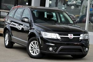 2014 Fiat Freemont JF MY15 Base Indomito Black 6 Speed Automatic Wagon North Curl Curl Manly Area Preview