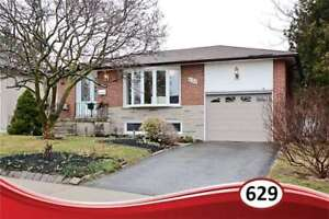 3 BR house for rent - Closer to Simcoe and Rossland