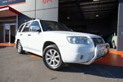 2006 Subaru Forester 79V MY07 XS AWD White 5 Speed Manual Wagon Lonsdale Morphett Vale Area Preview