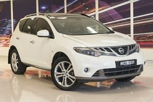 2015 Nissan Murano Z51 Series 4 MY14 TI White 6 Speed Constant Variable Wagon Blacktown Blacktown Area Preview