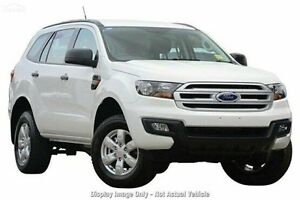 2015 Ford Everest UA Ambiente White 6 Speed Sports Automatic Wagon Midland Swan Area Preview