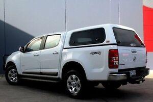 2013 Holden Colorado RG MY13 LTZ Crew Cab White 6 Speed Sports Automatic Utility Berwick Casey Area Preview