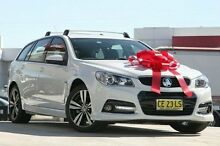 2015 Holden Commodore VF MY15 White 6 Speed Sports Automatic Wagon Pennant Hills Hornsby Area Preview