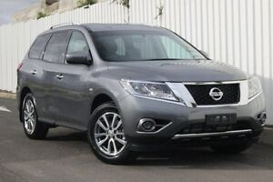2015 Nissan Pathfinder R52 MY15 ST X-tronic 2WD Grey 1 Speed Constant Variable Wagon Greensborough Banyule Area Preview