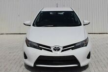 2014 Toyota Corolla  White Constant Variable Hatchback Embleton Bayswater Area Preview