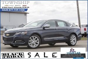 2017 Chevrolet Impala Premier -  0% Financing Up to 84 Months!