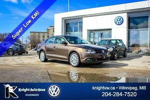 2012 Volkswagen Jetta Sedan Highline TDI w/ Tech Pkg