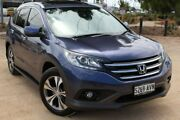 2013 Honda CR-V RM MY14 VTi-L 4WD Blue 5 Speed Sports Automatic Wagon Thebarton West Torrens Area Preview