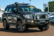 2013 Toyota Landcruiser VDJ200R MY13 GX Grey 6 Speed Sports Automatic Wagon Cannington Canning Area Preview