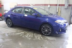 2014 Toyota Corolla SPORT UPGRADE PACKAGE