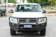 2016 Volkswagen Amarok 2H MY16 TDI420 4MOTION Perm Core White 8 Speed Automatic Utility Gosnells Gosnells Area Preview
