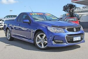 2015 Holden Ute VF MY15 SV6 Blue 6 Speed Manual Utility Hillman Rockingham Area Preview