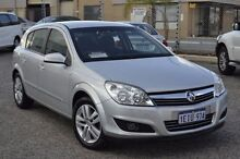 2007 Holden Astra AH MY07 CDX Silver 4 Speed Automatic Hatchback Pearsall Wanneroo Area Preview