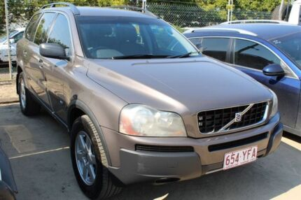 2005 Volvo XC90 P28 MY05 T Brown 5 Speed Sports Automatic Wagon Underwood Logan Area Preview