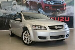 2008 Holden Commodore VE MY09 Omega 60th Anniversary Silver 4 Speed Automatic Sportswagon Hillman Rockingham Area Preview