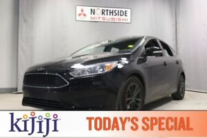 2017 Ford Focus SE Heated Seats,  Bluetooth,  A/C,