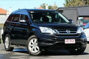 2010 Honda CR-V RE MY2010 4WD Black 5 Speed Automatic Wagon Wavell Heights Brisbane North East Preview