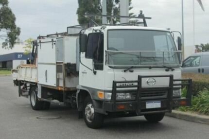 1999 Hino Ranger  White Welshpool Canning Area Preview