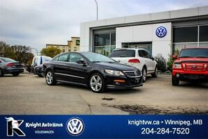 2011 Volkswagen Passat CC Highline w/ R Line Package