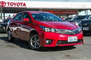 2016 Toyota Corolla ZRE172R SX S-CVT Wildfire 7 Speed Constant Variable Sedan Osborne Park Stirling Area Preview