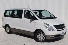2010 Hyundai iMAX TQ-W White 4 Speed Automatic Wagon Embleton Bayswater Area Preview