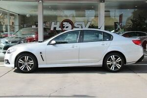 2015 Holden Commodore VF MY15 SV6 Storm Silver 6 Speed Sports Automatic Sedan Somerton Park Holdfast Bay Preview