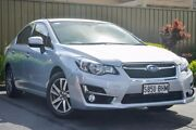 2015 Subaru Impreza G4 MY15 2.0i Lineartronic AWD Premium Ice Silver 6 Speed Constant Variable Sedan Glenelg East Holdfast Bay Preview