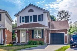 Great Detach Home for Rent in Courtice