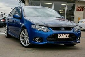 2014 Ford Falcon FG MkII XR6 Turbo Blue 6 Speed Sports Automatic Sedan Yeerongpilly Brisbane South West Preview