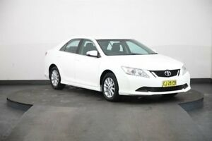 2016 Toyota Aurion GSV50R AT-X White 6 Speed Automatic Sedan